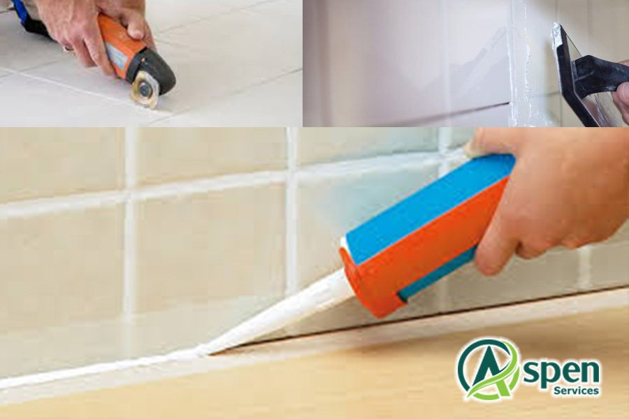 Tile Repair & Regrouting